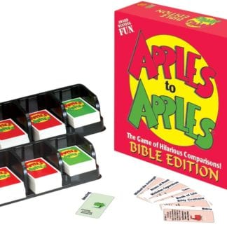 Apples to Apples Bible Edition Card Game for the Family
