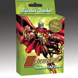 Redemption The Card Game Starter 4th Edition