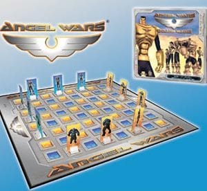 Angel Wars Bible board game