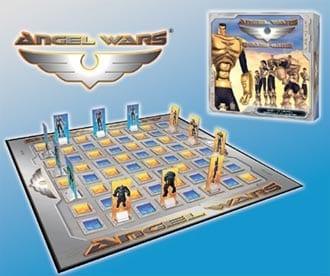 Angel Wars Bible board game