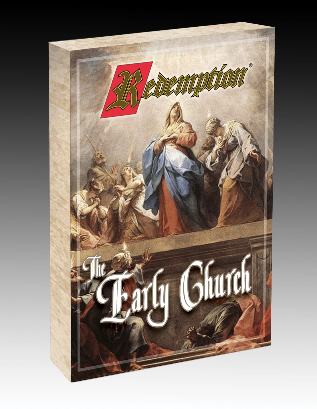Redemption The Card Game The Early Church starter