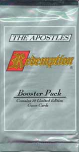 Redemption The Card Game The Apostles Booster Pack
