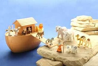 Toy Ark figure bible toys and games
