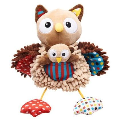 Wee Believers Olivia the Owl plush electronic singing christian toy plush
